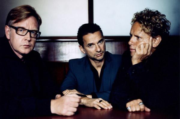 Depeche Mode y sus sonidos del universo